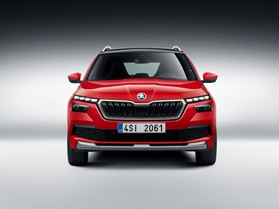 Skoda's All New Kamiq SE - £2,500 Deposit Contribution