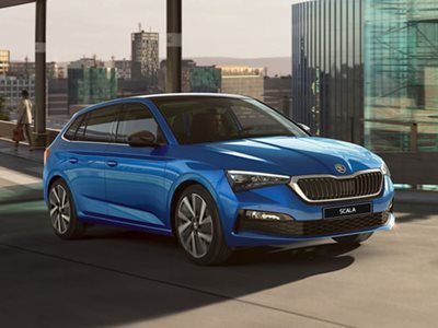 Skoda All-New Scala Hatch 1.0 TSI SE L – £2,250 Skoda Deposit Contribution!