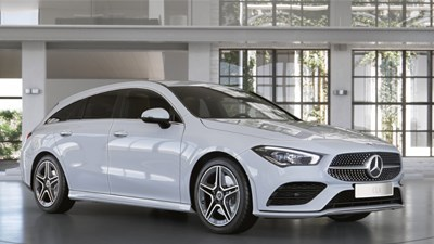 Mercedes-Benz CLA 200 AMG Line Shooting Brake Auto