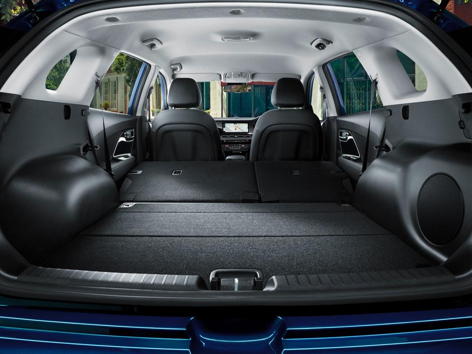 New Niro Kia Self-Charging Hybrid