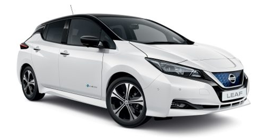 NISSAN LEAF 4.99% APR REPRESENTATIVE PCP*