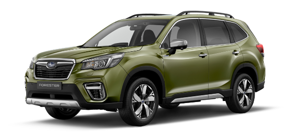Subaru New Forester E-Boxer