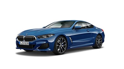 BMW 840i Coupe