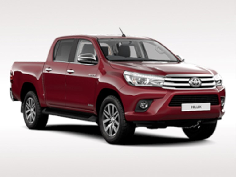 Hilux Invincible (Hire Purchase)