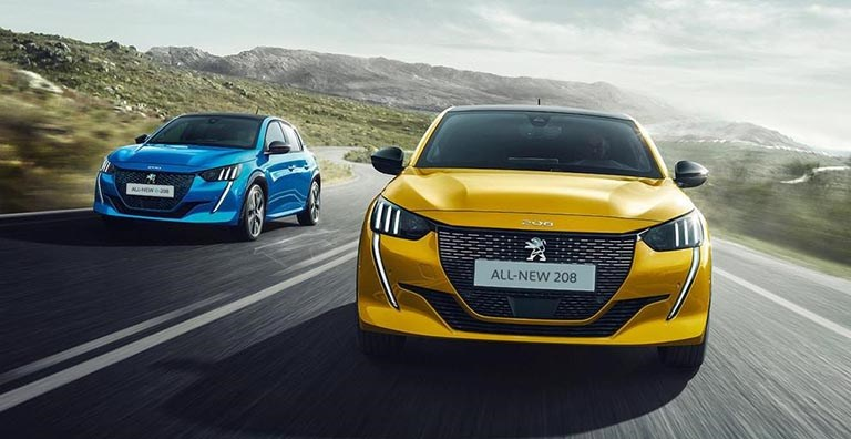 All-New Peugeot 208 GT Line 1.5 Blue HDi 100 S&S Driving School Offer