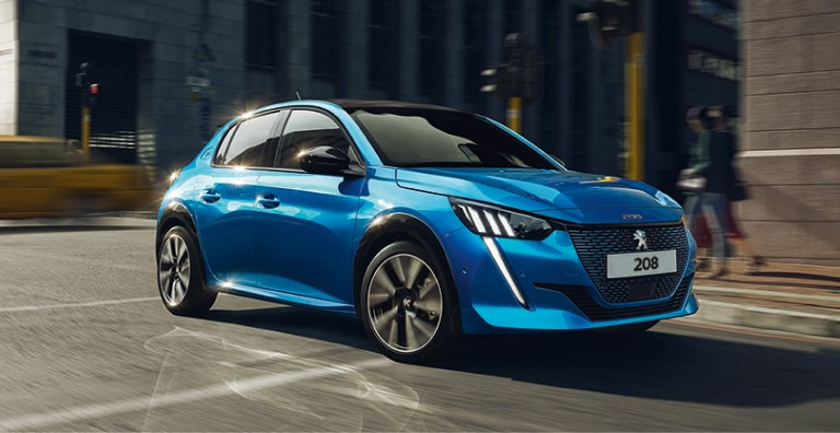 All-New Peugeot 208  1.2L Puretech 100 S&S Allure Business Offer