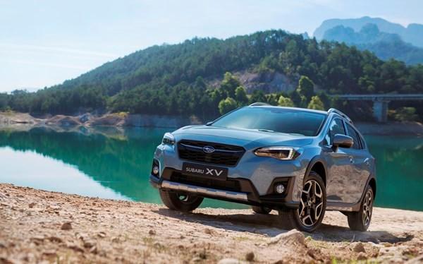Subaru XV E-Boxer 2-0i SE Lineartronic PCP Offer