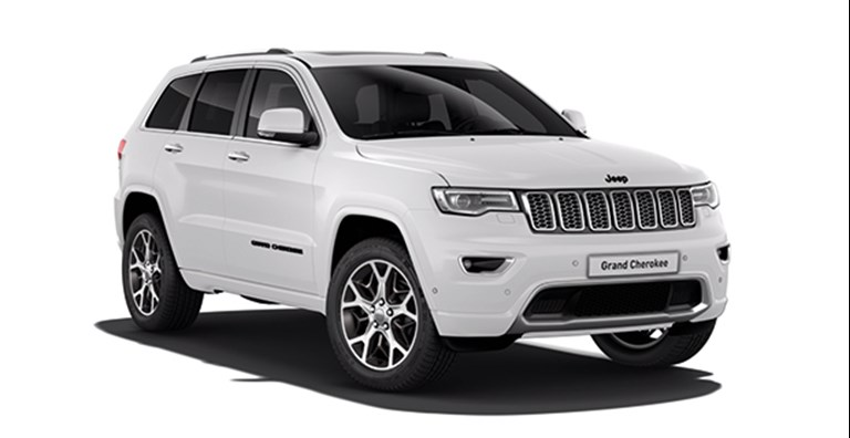 Grand Cherokee - PCP Offer