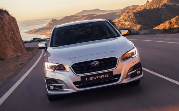 Subaru Levorg Tourer 2.0i GT 5dr Lineartronic PCP Offer