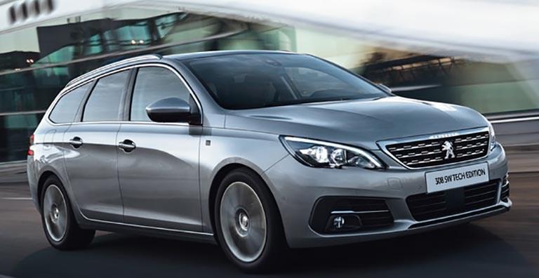 Peugeot 308 Tech Edition 1.2L PureTech 130 S&S Business Offer