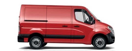 NISSAN NV400 BUSINESS CONTRACT HIRE OFFER