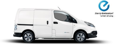 NISSAN E-NV200 BUSINESS CONTRACT HIRE OFFER