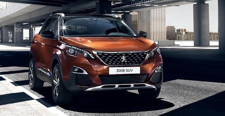Peugeot 3008 SUV Allure 1.2L Purtech 130 S&S Business Offer