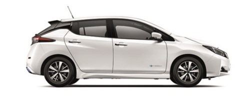 NISSAN LEAF BUSINESS CONTRACT HIRE OFFER