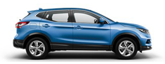 NISSAN QASHQAI BUSINESS CONTRACT HIRE OFFER