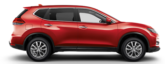 NISSAN X-TRAIL BUSINESS CONTRACT HIRE OFFER