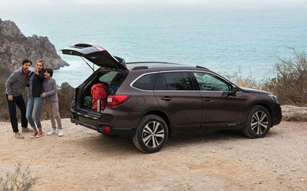 Subaru Outback 2.5i SE Lineartronic PCP Offer