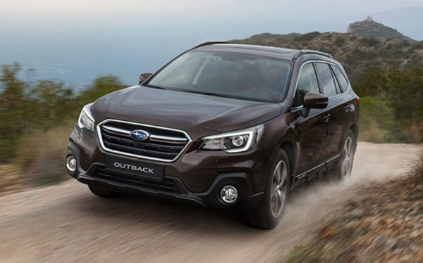 Subaru Outback 50/50 0% APR