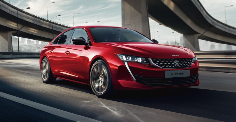 All New Peugeot 508 SW GT LINE 1.5L BlueHDi 130 EAT8 S&S BUSINESS OFFER