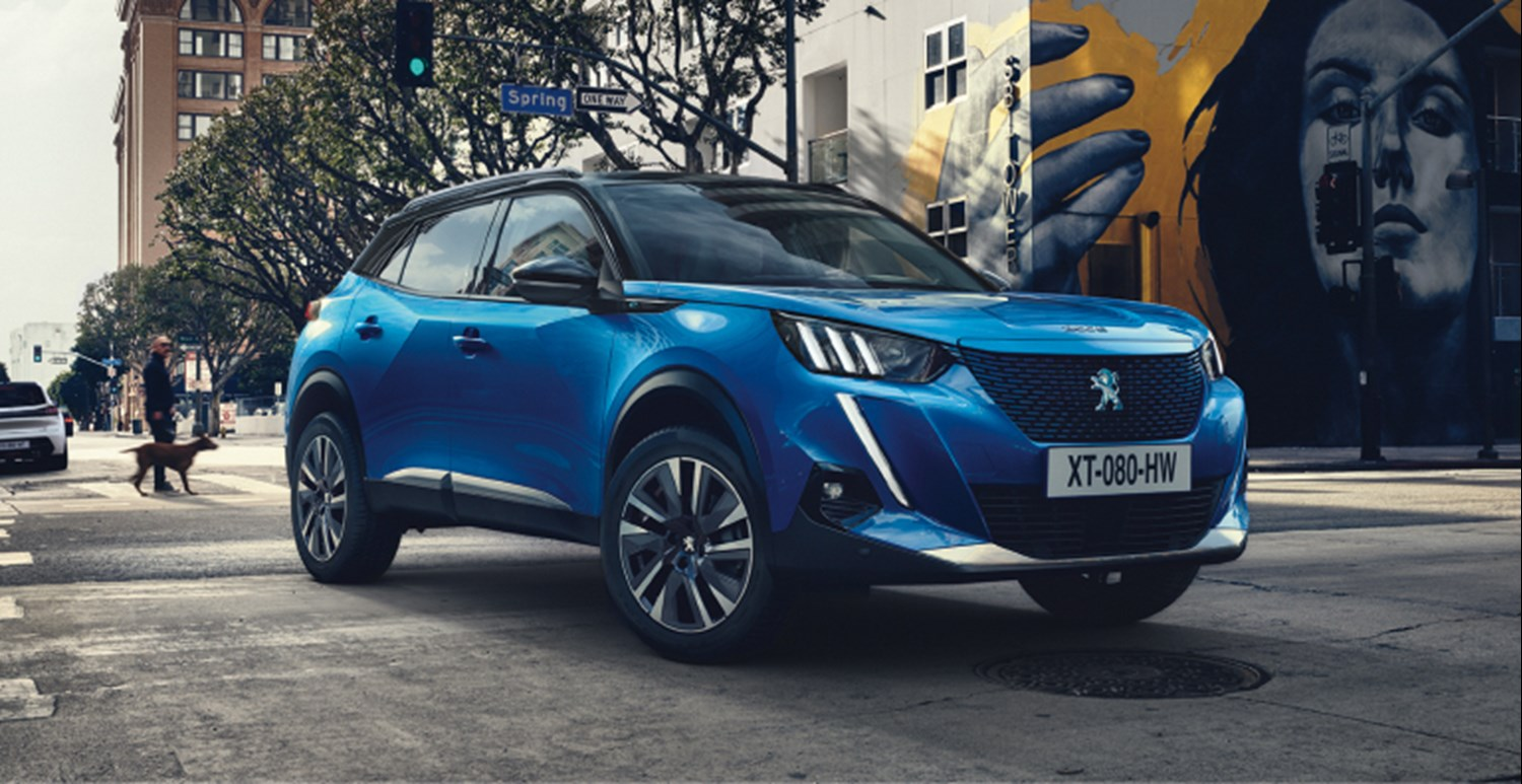 Peugeot 3008 Just Add Fuel