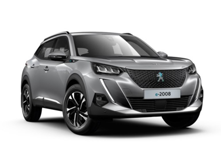 Peugeot All-New e-2008 SUV