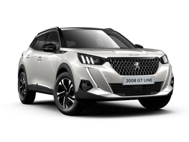 Peugeot All-New 2008 SUV