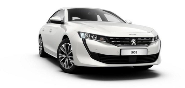 All New Peugeot 508 Allure HYBRID 225 e EAT8 Business Offer