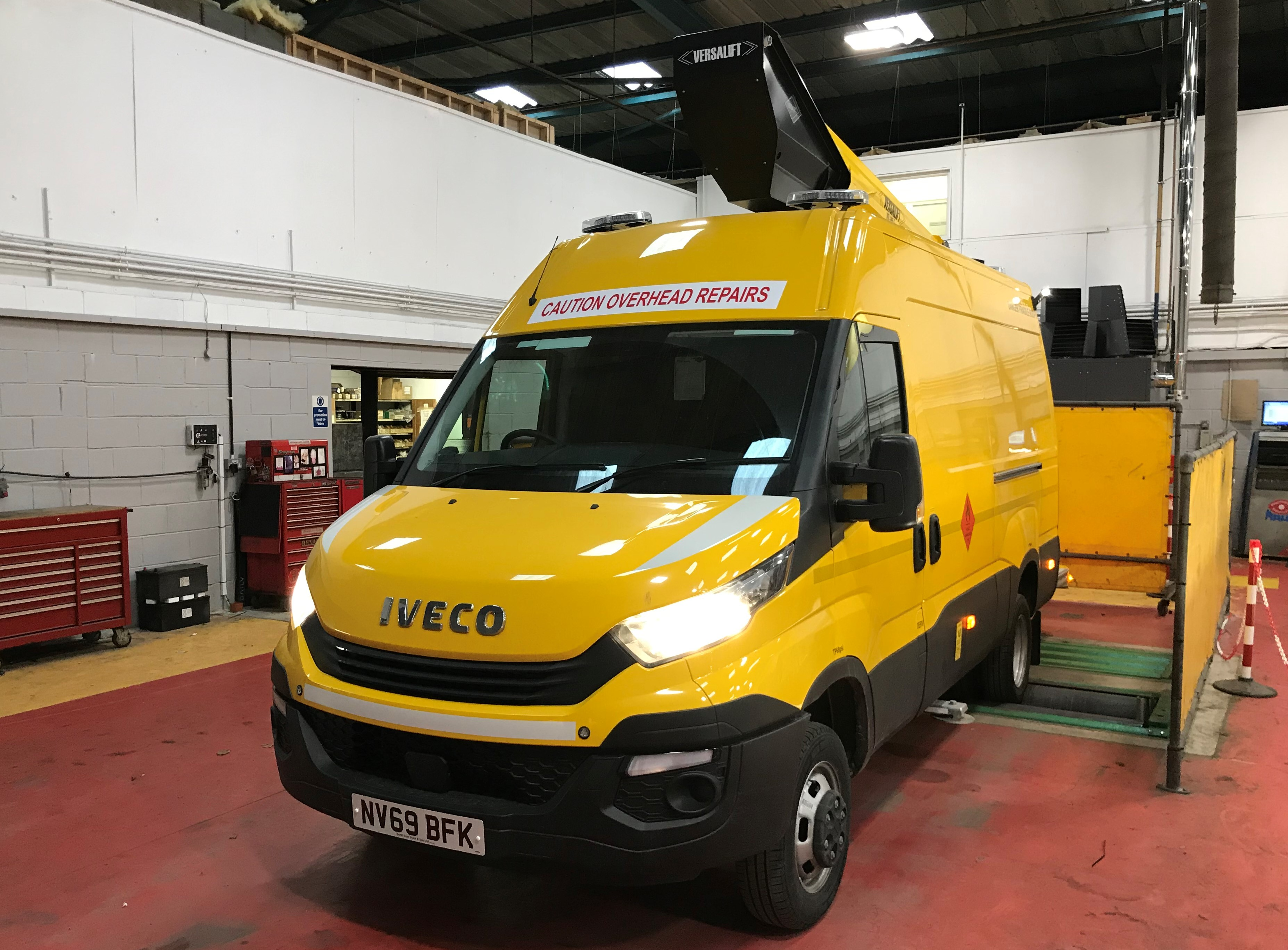 North East council adds to fleet thanks to North East Truck and Van