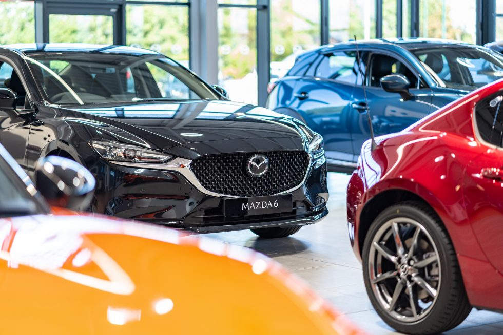 Mazda named Car Manufacturer of the Year 2019