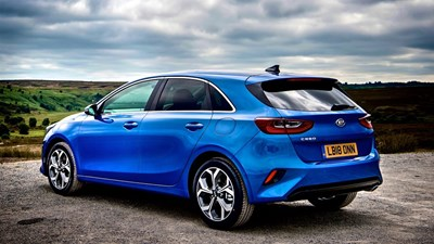 All-New Ceed Hatchback