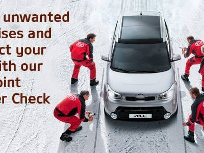 KIA – Winter Check