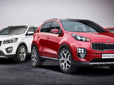 Startin Kia Business Contract Hire Offers