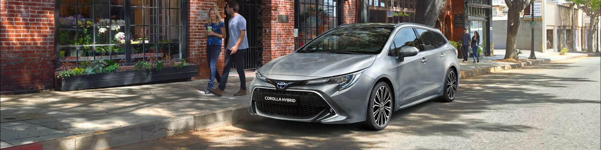 New Corolla Touring Sports