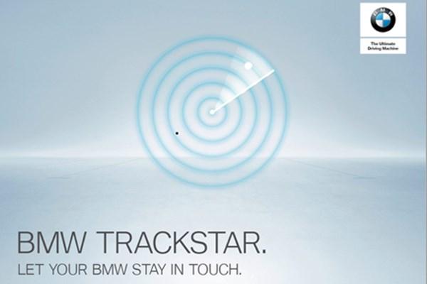 BMW Trackstar