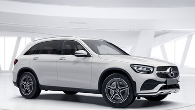 Mercedes-Benz GLC 220d AMG Line SUV 4Matic Automatic