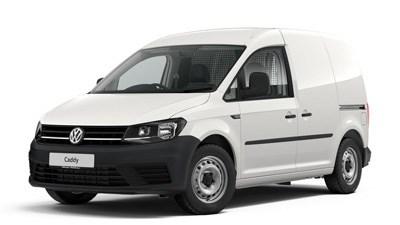 Volkswagen Caddy Van C20 2.0 TDI BMT 102 Startline