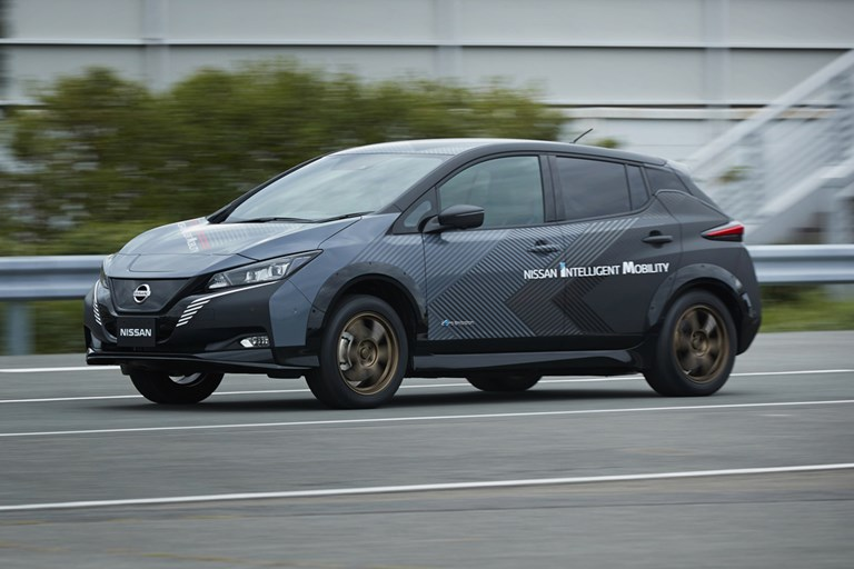 Nissan's twin-motor all-wheel-control is a force to be reckoned with