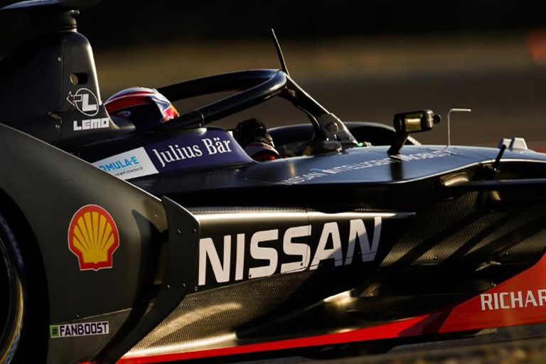 Nissan e.dams aims to repeat Chilean speed in Formula E