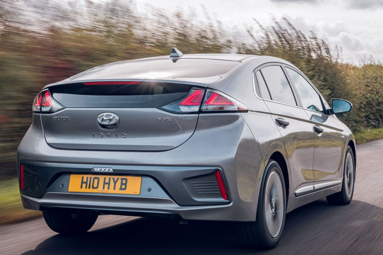 Hyundai IONIQ wins 'Best hybrid' at Carbuyer awards