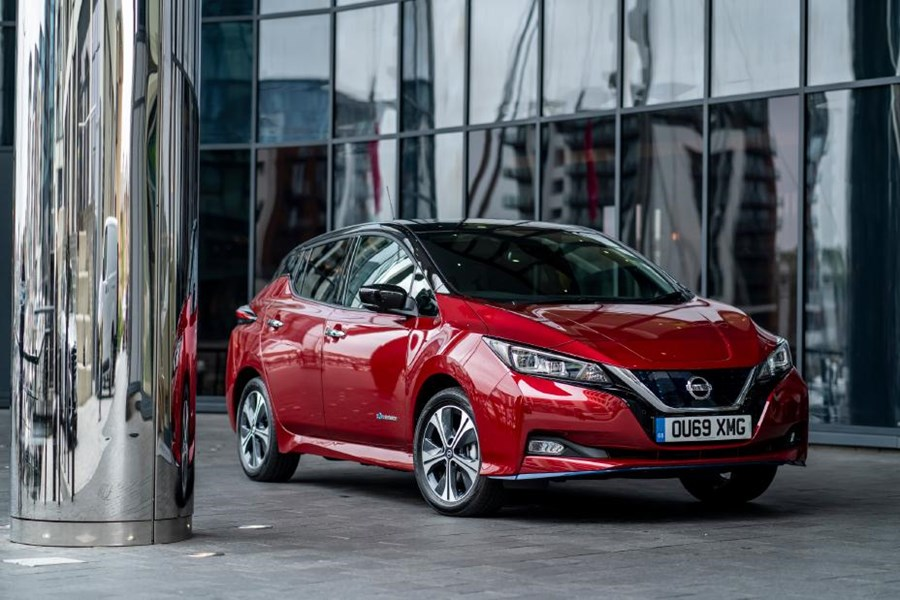 Nissan and Uber advance zero-emission mobility in London