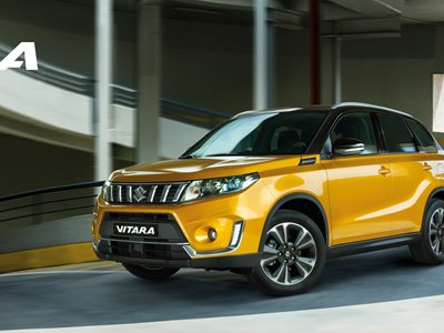 Vitara Business Contract Hire Offer