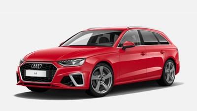 Audi A4 Avant 35 TFSI S Line S Tronic