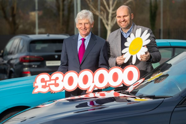 Agnew Group Raise £300,000 in 3 years for Cancer Fund for Children