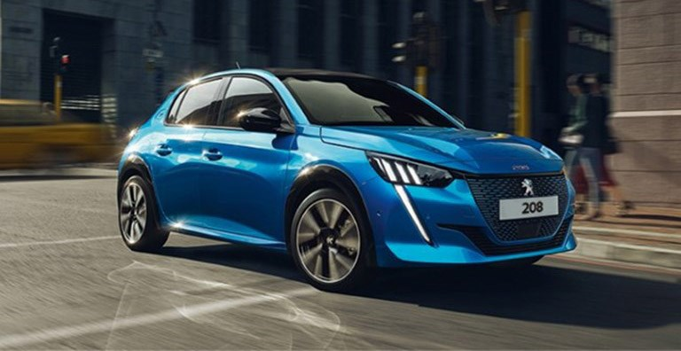 All-New Peugeot 208 Motability Offers