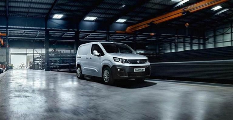 Peugeot Partner Professional Std BHDi 100 Business Offer