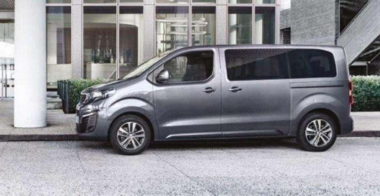 Peugeot Traveller 1.5L Blue HDI 120 S&S Business Standard Business Offer