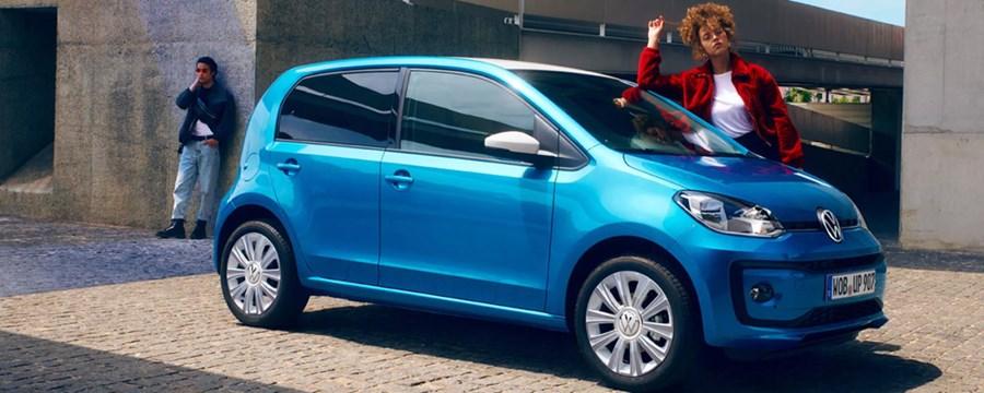 Volkswagen up! 5-door