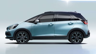 Order the all New Honda Jazz Hybrid Crosstar Now!