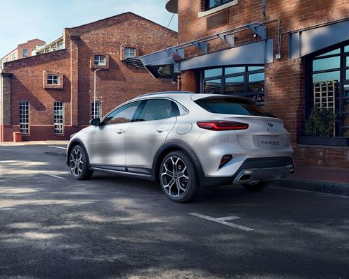All-New Kia XCeed Plug-In Hybrid
