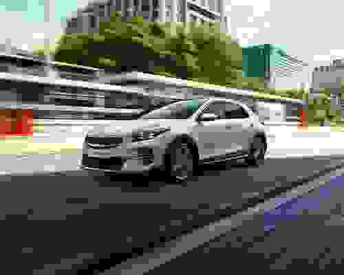 All-New Kia XCeed Plug-In Hybrid